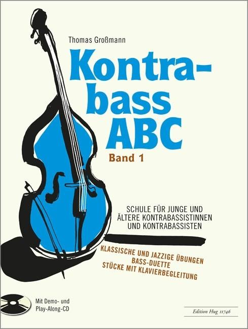 Kontrabass ABC Band 1 Schule - Kontrabass - Streichinstrumente