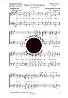 Schäfers Sonntagslied