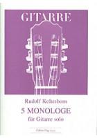5 Monologe