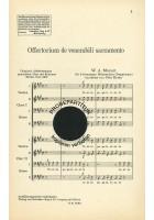 Offertorium de venerabili