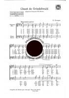 Chant de Grindelwald