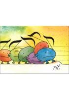 Postkarte - Ritardando