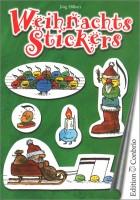 Weihnachts-Stickers