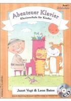 Abenteuer Klavier, Erlebnisse (1. Hauptband)
