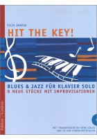 Hit the Keys! Blues und Jazz für Klavier solo