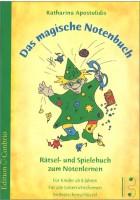 Das magische Notenbuch für den Bratschenschlüssel