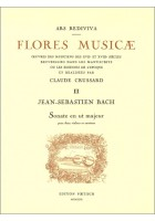 Sonate C-Dur BWV 1037