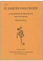 45 Marches Rhythmiques