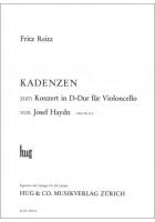 Kadenzen zum Haydn Cellokonzert