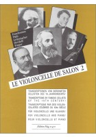 Violoncelle de salon Vol 2