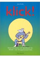 Klick ! Gitarrenschule und Spielbuch für