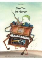 Tier im Klavier