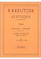 42 Etüden Bd. 1