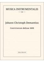 Convivorum deliciae 1608 Heft 2