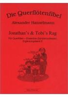 Querflötenfibel: Jonathan's & Tobi's Rag