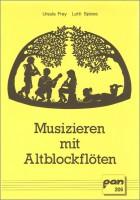 Musizieren mit Altblockflöte