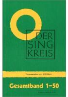 Singkreis No 1-50