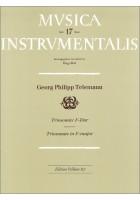 Triosonate F-Dur TWV 42:F15