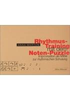 Rhytmustraining m. Notenpuzzle