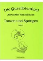 Querflötenfibel Vol. 2 - Tanzen und Springen