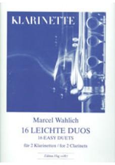 16 leichte Duos