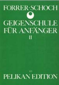 Geigenschule für Anfänger Vol. 2