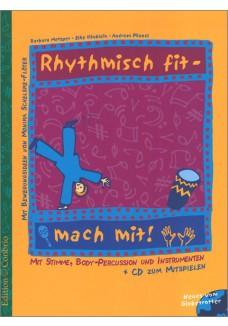 Rhythmisch fit - mach mit!