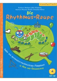 Die Rhythmus-Raupe