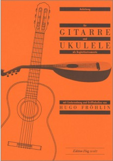 Anleitung für Gitarre und Ukulele