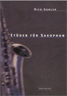 Etüden für Saxophon