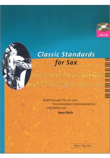 Classic Standards for Sax