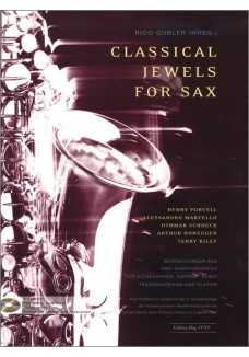 Classical Jewels for Sax