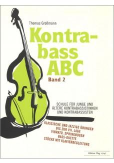 Kontrabass ABC 2 Schule