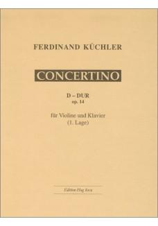 Concertino op 14