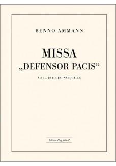 Missa Defensor Pacis